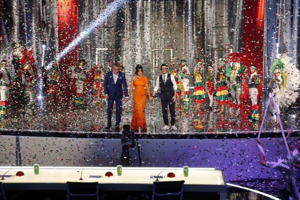 انطلاق حلقات برنامج :Arabs Got Talent Extraلوحة استعراضية افتتاحية